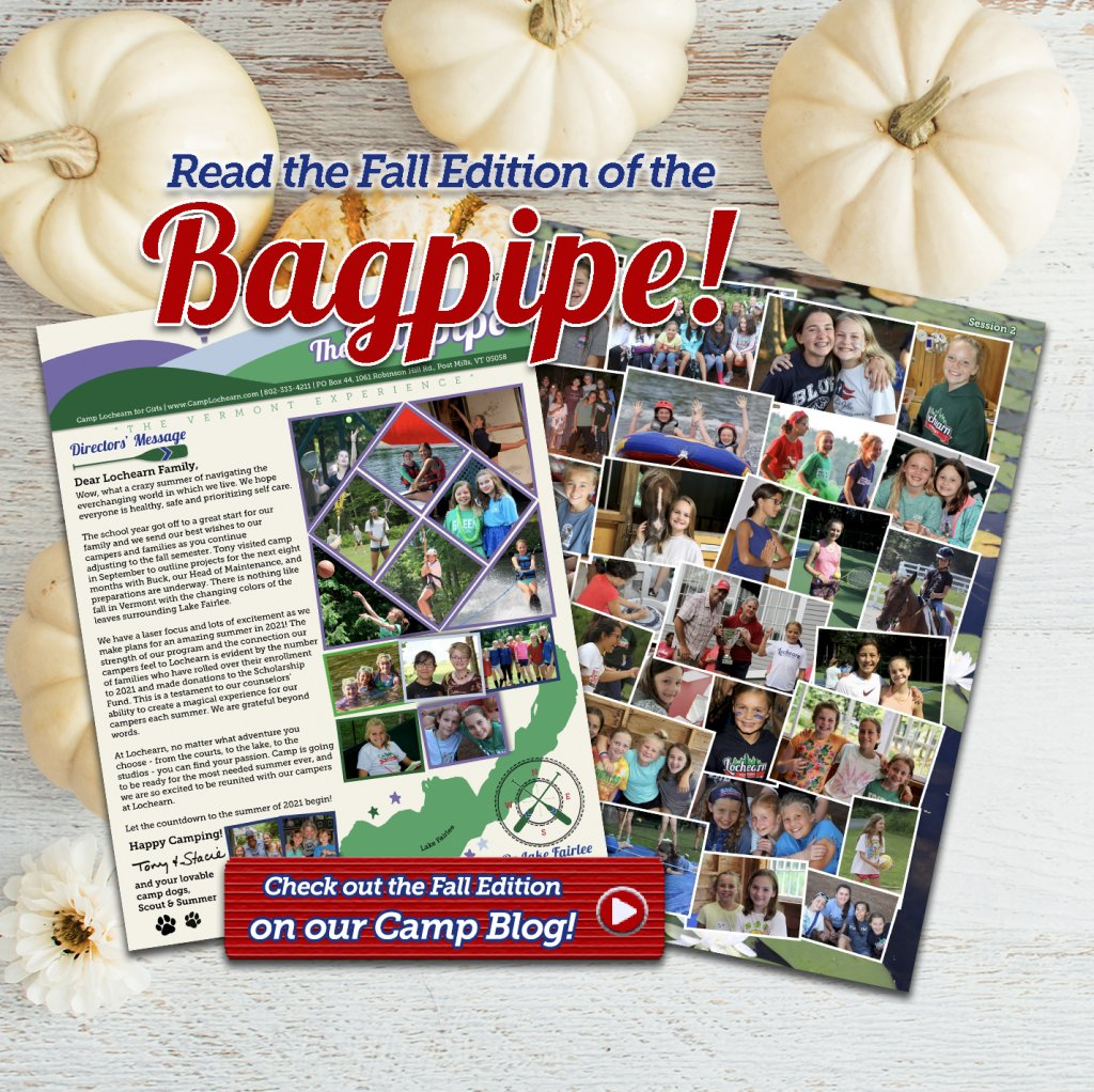 Read the Fall Edition of the Bagpipe!